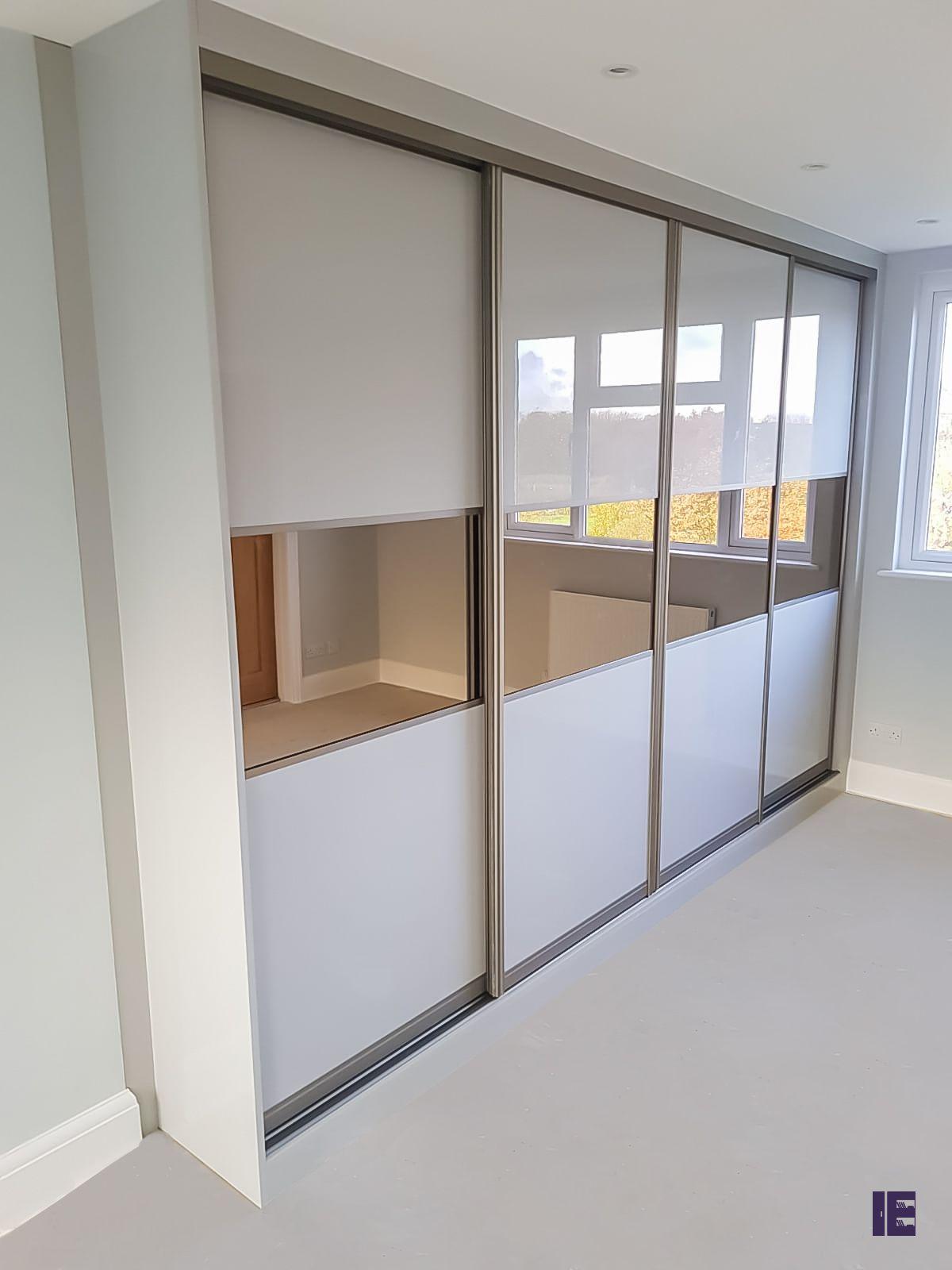 Sliding Door Wardrobes | Fitted Wardrobes Sliding Doors London