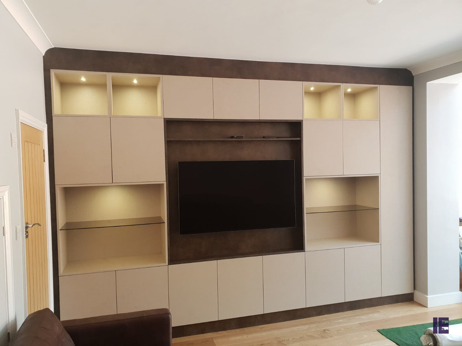 Tv Unit Marble Arch - Westminster