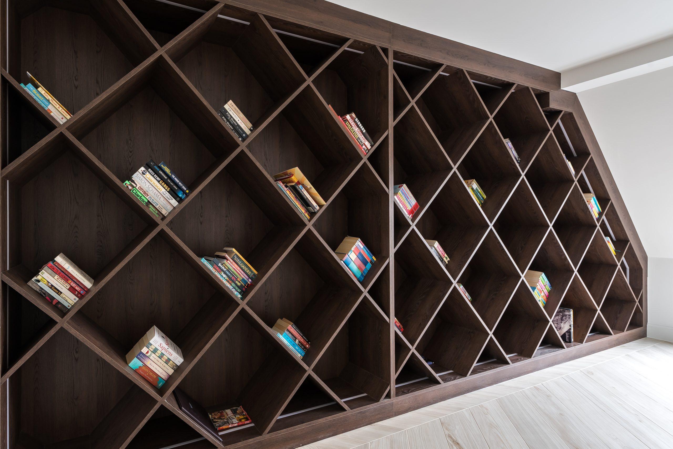 bespoke bookshelves furniture
