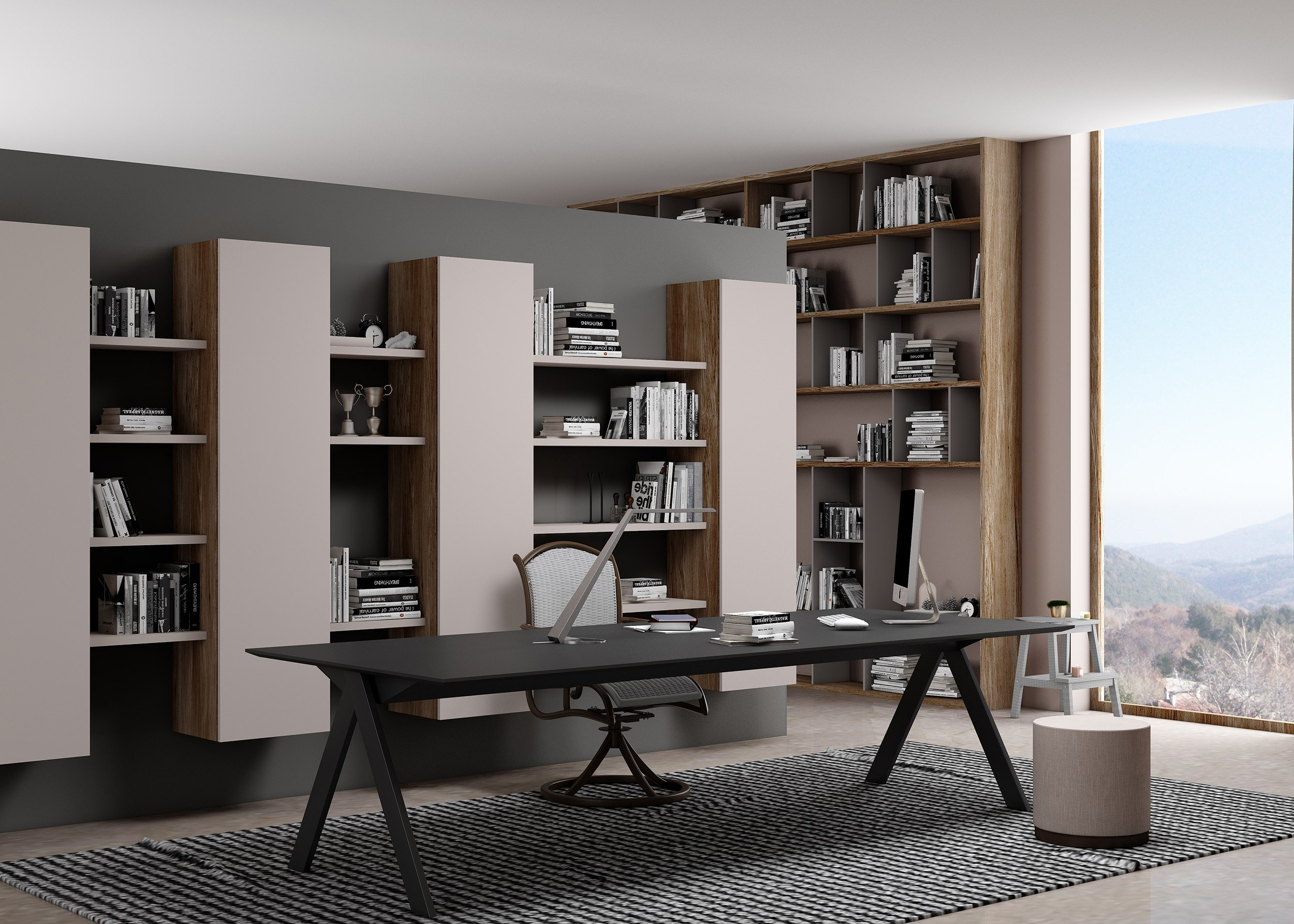 Studies and Libraries