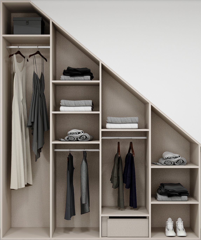 Loft Wardrobe Internal